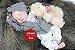 Bebê Reborn Menino Detalhes Reais Anjinho Encantador Bebê Sofisticado Com Enxoval E Chupeta - Imagem 2