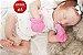 Boneca Bebê Reborn Menina Realista Linda Anjinha Cheia De Detalhes Acompanha Enxoval - Imagem 1