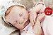 Bebê Reborn Menina Realista Maravilhosa E Linda Parece De Verdade Acompanha Enxoval E Acessórios - Imagem 1