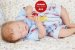 Bebê Reborn Menino Detalhes Reais Encantador E Perfeitinho Lindíssimo Com Enxoval E Chupeta - Imagem 2
