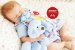 Bebê Reborn Menino Detalhes Reais Encantador E Perfeitinho Lindíssimo Com Enxoval E Chupeta - Imagem 1