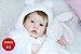 Boneca Bebê Reborn Menina Realista Boneca Encantadora Com Acessórios E Enxoval Completo - Imagem 1