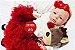 Boneca Bebê Reborn Menina Detalhes Reais Super Linda Acompanha Acessórios e Enxoval Completo - Imagem 2