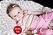 Bebê Reborn Menina Realista Boneca Encantadora Parece Bebê De Verdade Com Acessórios - Imagem 2