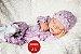 Boneca Bebê Reborn Menina Realista Princesa Perfeita Com Detalhes De Um Bebê De Verdade  - Imagem 2