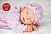 Boneca Bebê Reborn Menina Realista Princesa Perfeita Com Detalhes De Um Bebê De Verdade  - Imagem 1