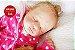 Boneca Bebê Reborn Menina Detalhes Reais Linda E Maravilhosa Parece Um Bebê De Verdade - Imagem 1