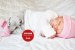 Bebê Reborn Menina Realista Delicada E Perfeita 51 Cm Membros Em Vinil Siliconado Com Enxoval - Imagem 2