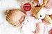 Bebê Reborn Menina Detalhes Reais Anjinha Linda E Delicada Com Enxoval Completo E Acessórios - Imagem 1