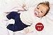 Boneca Bebê Reborn Menina Realista Super Fofa E Delicada Acompanha Lindos Acessórios - Imagem 1