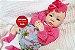 Boneca Bebê Reborn Menina Bebê Quase Real Bela E Perfeitinha Um Verdadeiro Presente - Imagem 1