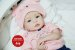Bebê Reborn Menina Detalhes Reais De Um Bebê De Verdade Um Verdadeiro Presente Promoção - Imagem 2
