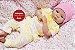 Bebê Reborn Menina Detalhes Reais Anjinha Linda E Maravilhosa Acompanha Enxoval E Chupeta  - Imagem 2