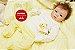 Boneca Bebê Reborn Menina Detalhes Reais Lindíssima Princesinha Delicada Com Lindo Enxoval - Imagem 2