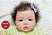 Boneca Bebê Reborn Menina Realista Princesa Encantadora Com Lindo Enxoval E Acessórios - Imagem 1