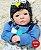 Bebê Reborn Menino Detalhes Reais Lindíssimo Parece Um Bebê De Verdade Super Promoção - Imagem 2