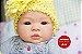 Bebê Reborn Menina Realista Muito Linda E Fofa Parece Um Bebê De Verdade Com Lindo Enxoval - Imagem 1