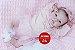 Boneca Bebê Reborn Menina Detalhes Reais Encantadora Um Verdadeiro Presente Com Enxoval - Imagem 2