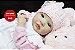 Bebê Reborn Menina Detalhes Reais Recém Nascida Bebê Prematura Lindíssima Com Acessórios - Imagem 1