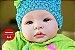 Boneca Bebê Reborn Menina Realista Bebê Recém Nascida Com Lindo Enxoval Super Promoção - Imagem 1