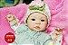 Boneca Bebê Reborn Menina Realista Super Linda Recém Nascida Parece Um Bebê De Verdade - Imagem 1