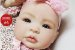 Boneca Bebê Reborn Menina Detalhes Reais De Um Bebê De Verdade Linda E Perfeita Promoção - Imagem 1