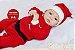 Bebê Reborn Menino Detalhes Reais Lindo E Muito Fofo Acompanha Enxoval Completo Promoção - Imagem 2