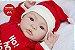 Bebê Reborn Menino Detalhes Reais Lindo E Muito Fofo Acompanha Enxoval Completo Promoção - Imagem 1