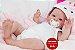 Bebê Reborn Menina Realista Parece Um Bebê De Verdade Acompanha Lindo Enxoval Super Promoção - Imagem 1