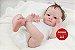 Bebê Reborn Menina Realista Parece Um Bebê De Verdade Acompanha Lindo Enxoval Super Promoção - Imagem 2