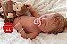 Bebê Reborn Menina Toda Em Silicone Sólido Com Detalhes Reais Acompanha Enxoval E Acessórios - Imagem 1
