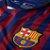 Camisa do Barcelona  2018/2019 Masculina/Feminina Editavel  - Imagem 3