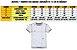 Camisa/Camiseta Capitão América Vingadores Ultimato Endgame Manga - Imagem 4