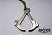 Colar Assassin's Creed- Metal - Imagem 1