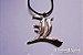 Colar Death Note- L. Lawliet- Metal - Imagem 1