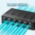 Switch Gigabit De Mesa Com 5 Portas 10/100/1000 Ls1005G Smb - Imagem 4