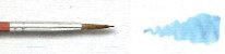 Pincel 175 Redondo Orelha de Boi (Rodin/TIGRE) - Imagem 2