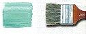 Trincha Simples 186 Pelo de Orelha de Boi (Rodin/TIGRE) - Imagem 3