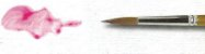 Pincel 307 Marta Kolinsky Redondo (Pinctore/TIGRE) - Imagem 2