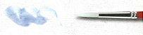 Pincel 468 Redondo Pontiagudo Sintético Cabo Curto (Pinctore/TIGRE) - Imagem 2