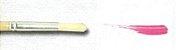 Pincel 812 Redondo Cerda Branca Alvejada (Faber-Castell / Pinctore / TIGRE) - Imagem 4