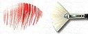 Pincel 819 Leque Cerda Branca (Pinctore/TIGRE) - Imagem 4