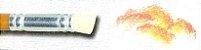 Pincel 152 Pata de Vaca Cerda Branca Alvejada (Pinctore/TIGRE) - Imagem 3