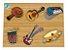 ENCAIXE COM PINOS - INSTRUMENTOS MUSICAIS - Imagem 1
