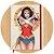 Sketchbook Wonder Woman - Imagem 1