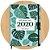 Planner 2020 Folhagem - Personalizado c/ Nome - Imagem 1