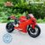 Miniatura Ducati 1199 Panigale 2012 Maisto 1:18 - Imagem 1