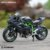 Miniatura Kawasaki Ninja H2R 2015 Maisto 1:18 - Imagem 1