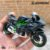 Miniatura Kawasaki Ninja H2R 2015 Maisto 1:18 - Imagem 2