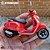Miniatura Vespa GTS 125CC 2017 Welly 1:18 - Imagem 1